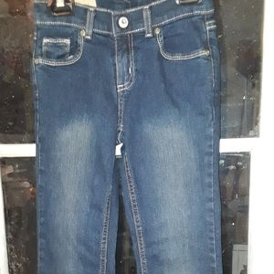 Girl's 7 regular bootcut jeans NWT